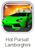 Hot Pursuit Lamborghini