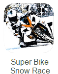 super Bike Snow Race